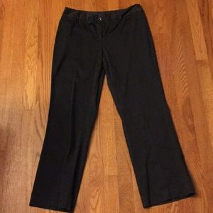 Requirements Charcoal Trousers